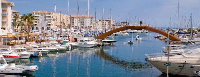 port frejus 1