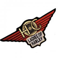 Patch Ladies Of Harley